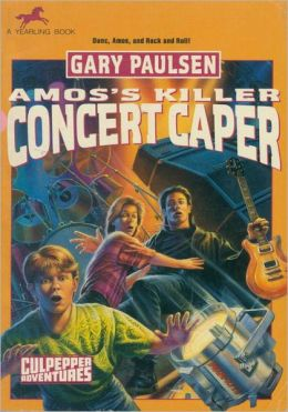 Amos's Killer Concert Caper (Culpepper Adventures Series #22)