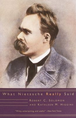 What Nietzsche Really Said