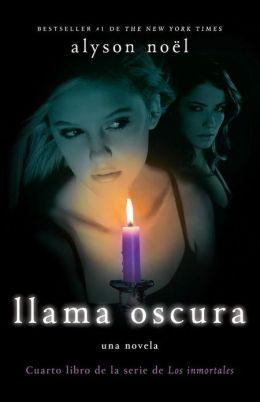 Llama oscura (Dark Flame: Immortals Series #4)