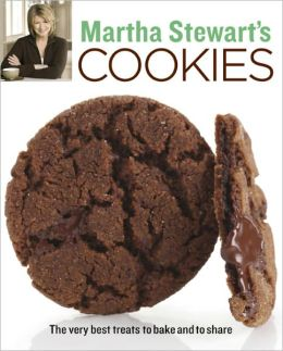 Martha Stewart's Cookies: The Very Best Treats to Bake and to Share (PagePerfect NOOK Book)