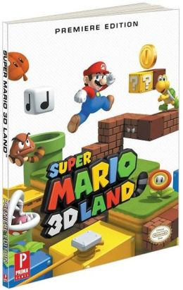 Super Mario 3D Land: Prima Official Game Guide