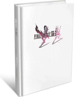 Final Fantasy XIII-2: The Complete Official Guide - Collector's Edition