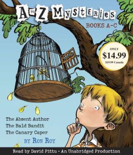 A to Z Mysteries, Books A-C