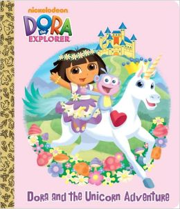 Dora and the Unicorn Adventure (Dora the Explorer)