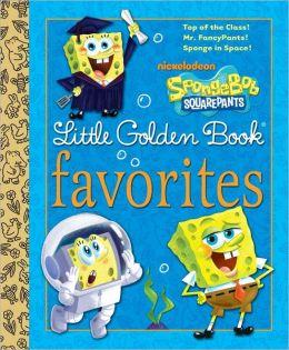 SpongeBob SquarePants Little Golden Book Favorites (SpongeBob SquarePants)