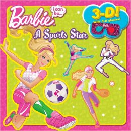I Can Be a Sports Star (Barbie Series)