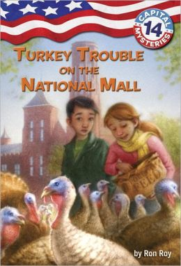 Turkey Trouble on the National Mall (Capital Mysteries Series #14)