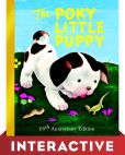 Book Cover Image. Title: The Poky Little Puppy:  Special Edition Little Golden Book, Author: Janette Sebring Lowrey