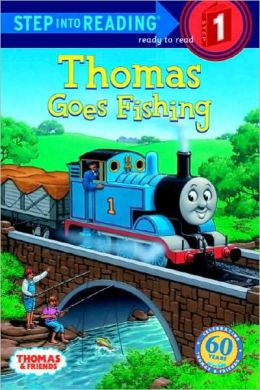 Thomas Goes Fishing (Step into Reading Book Series: A Step 1 Book)