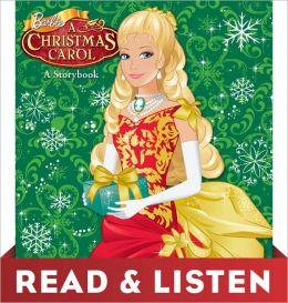 Barbie: A Christmas Carol (Barbie): Read & Listen Edition