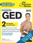 Book Cover Image. Title: Cracking the GED, 2013 Edition, Author: Princeton Review