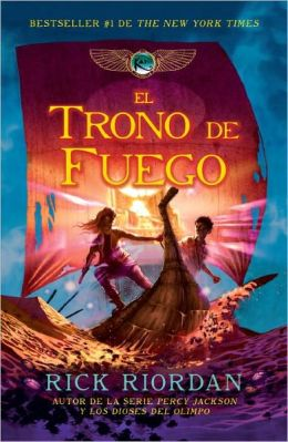 El trono de fuego (The Throne of Fire)