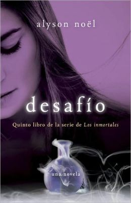 Desafio (Night Star: Immortals Series #5)