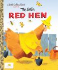 Book Cover Image. Title: The Little Red Hen, Author: J. P. Miller