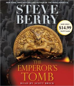 The Emperor's Tomb (Cotton Malone Series #6)