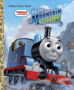 Blue Mountain Mystery (Thomas & Friends)