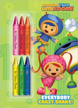 Everybody Crazy Shake! (Team Umizoomi)