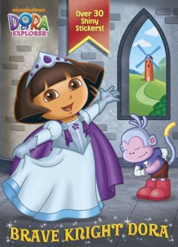 Brave Knight Dora (Dora the Explorer)