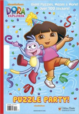 Puzzle Party! (Dora the Explorer)