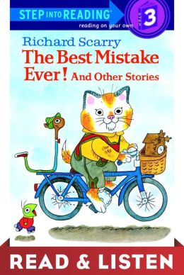 The Best Mistake Ever! and Other Stories: Read & Listen Edition