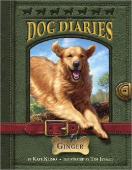 Ginger (Dog Diaries Series #1)