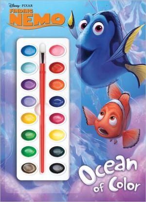 Ocean of Color (Disney/Pixar Finding Nemo)