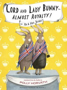 Lord and Lady Bunny--Almost Royalty!