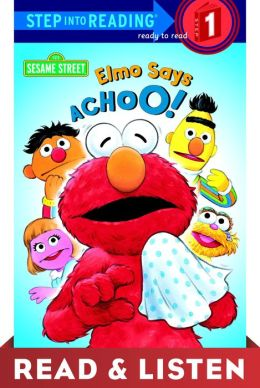 Elmo Says Achoo! (Sesame Street): Read & Listen Edition