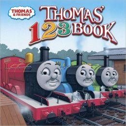 Thomas' 123 Book (Thomas & Friends)