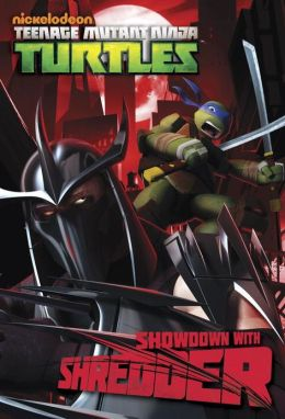 Showdown with Shredder (Teenage Mutant Ninja Turtles)