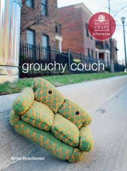 Grouchy Couch: E-pattern from Knitting Mochimochi