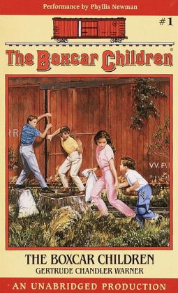 The Boxcar Children: The Boxcar Children Mystery Series, Book 1