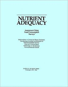 Nutrient Adequacy: Assessment Using Food Consumption Surveys