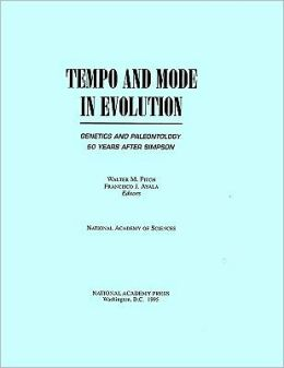 Tempo and Mode in Evolution: Genetics and Paleontology 50 Years After Simpson