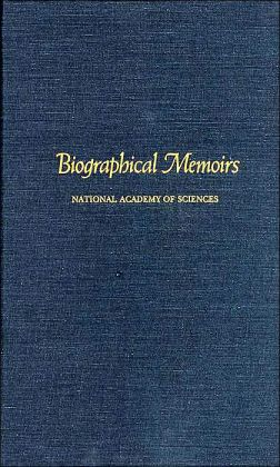 Biographical Memoirs: V.69