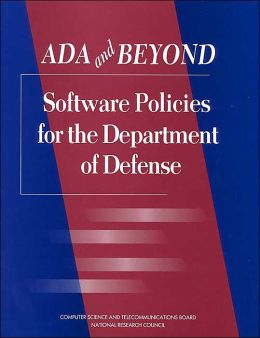 Ada and Beyond: Software Policies for the Department of Defense