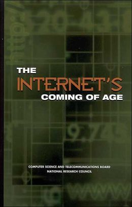 The Internet's Coming of Age