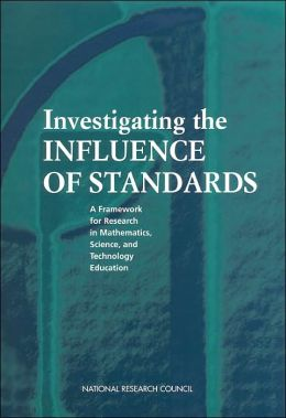 Investigating the Influence of Standards: A Framework for Research in Mathematics, Science, and Technology Education