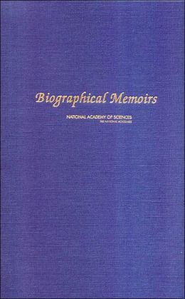 Biographical Memoirs: V.83