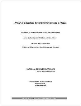 NOAA's Education Program: Review and Critique