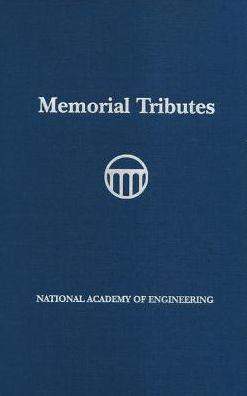 Memorial Tributes Volume 19