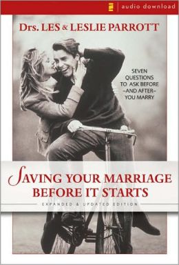 Saving Your Marriage before It Starts Curriculum Kit