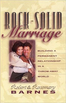 Rock-Solid Marriage