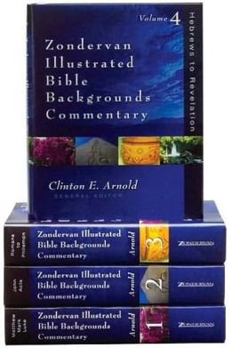 Zondervan Illustrated Bible Backgrounds Commentary New Testament Set