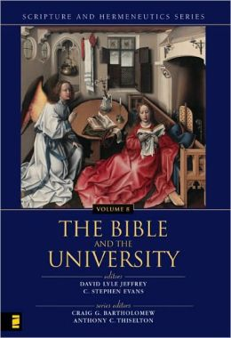 The Bible and Academy