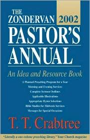 Zondervan 2002 Pastor's Annual