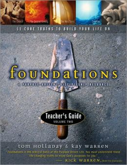 Foundations Teacher's Guide: Developing a Christian Worldview