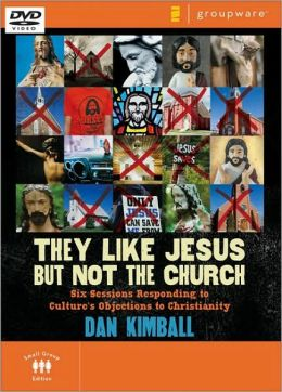 They Like Jesus but Not the Church (DVD)