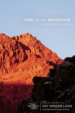 Fire on the Mountain Discovery Guide: 6 Faith Lessons