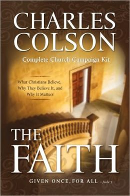The Faith: Complete Church Campaign Kit [With Participant's, Leader's, Getting Started Guides and DVD and Hardcover Book]